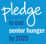 Pledge to End Senior Hunger by 2020